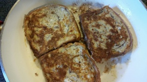 french toast sear